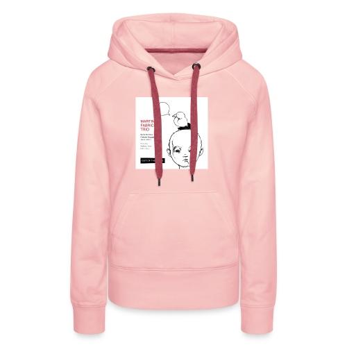 Out of the White - Mens Organic T-Shirt - Women's Premium Hoodie