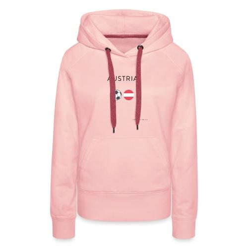 Austria Fußball - Frauen Premium Hoodie