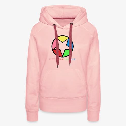 T-Skjorte Menn - Premium hettegenser for kvinner