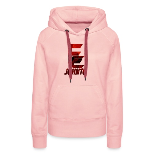 Evolve Johnto Logo Transparent 1 png - Women's Premium Hoodie