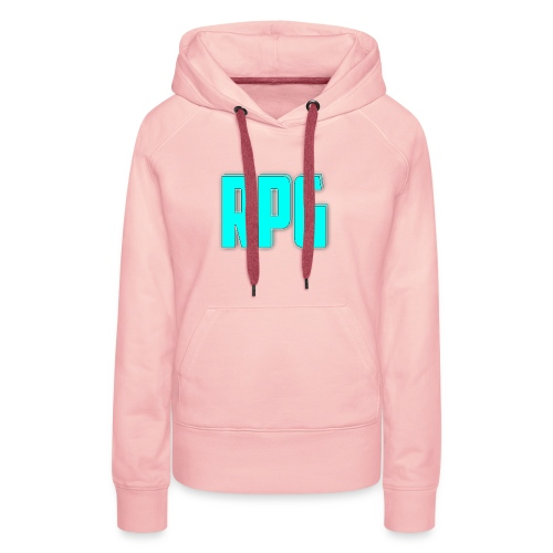 RPG Logo - Women's Premium Hoodie