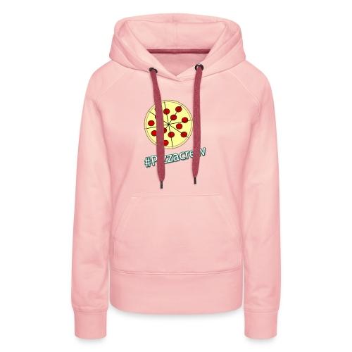 Pizzacrew png - Frauen Premium Hoodie