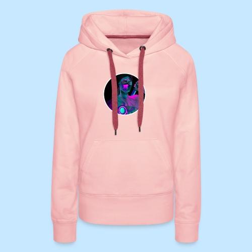 Neon Genji - Women's Premium Hoodie