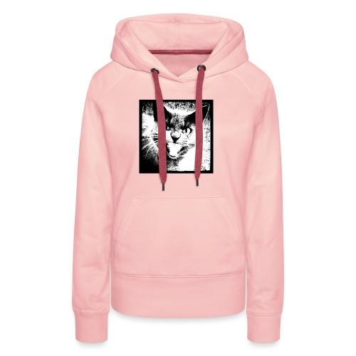 wild cat - Women's Premium Hoodie