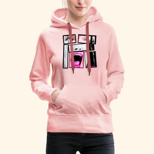 expo26b2 Unbreakable - Sweat-shirt à capuche Premium pour femmes