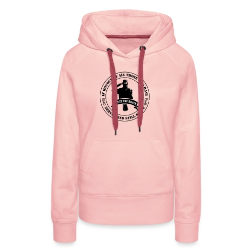 German Military Veteran - Women's Premium Hoodie