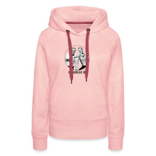 Parzelle 18 Logo - Frauen Premium Hoodie