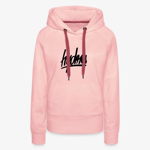 Hydra - Sweat-shirt à capuche Premium pour femmes
