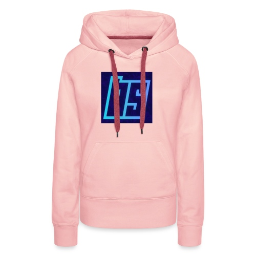 backgrounder_-17- - Women's Premium Hoodie
