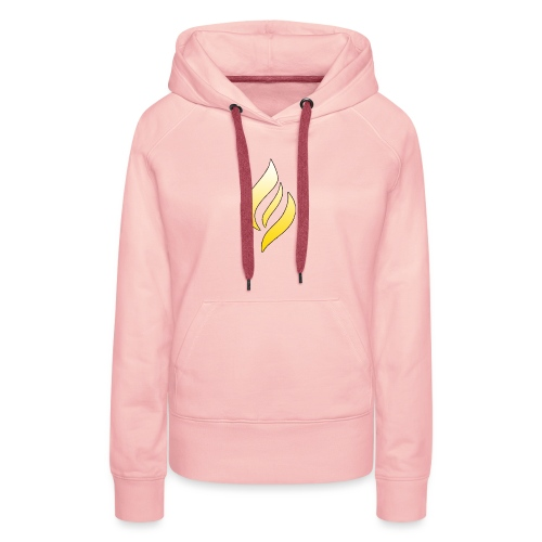 LUX Default Logo - Women's Premium Hoodie