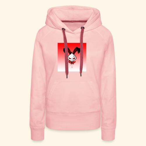 Magliette & Accessori - Felpa con cappuccio premium da donna