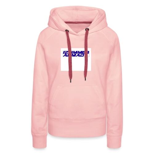 izummerahmad - Women's Premium Hoodie