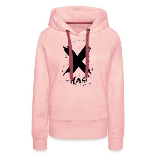 X-mas Merry Christmas - Frauen Premium Hoodie