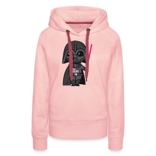 Darth Vader - Sweat-shirt à capuche Premium pour femmes