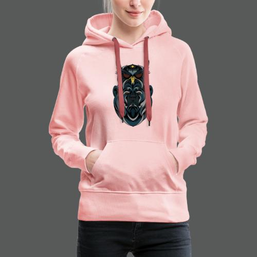 animal art work - Women's Premium Hoodie