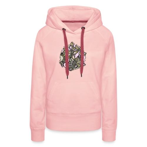 Schmetterlings-Tanz - Frauen Premium Hoodie