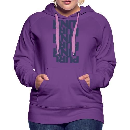 St, dark - Women's Premium Hoodie