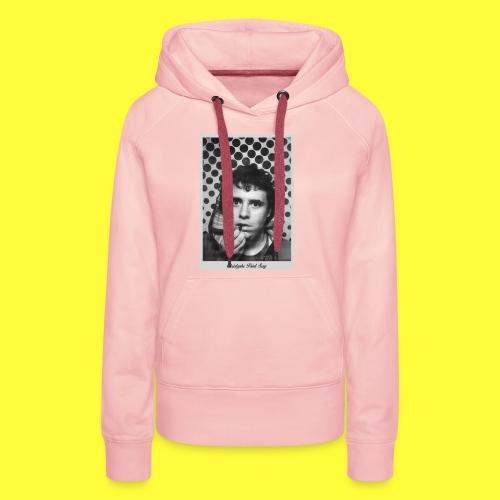 The Face - Sweat-shirt à capuche Premium pour femmes