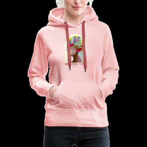 Farbenlehre - Frauen Premium Hoodie