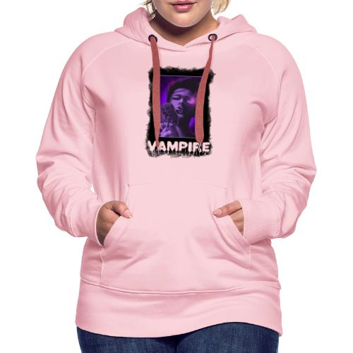 Vampire - Frauen Premium Hoodie