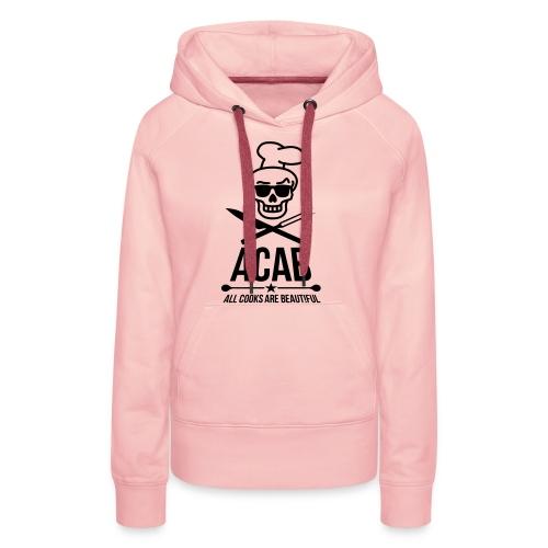 a.c.a.b. - Frauen Premium Hoodie