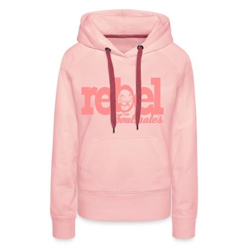 REBEL SOULMATES - Women's Premium Hoodie