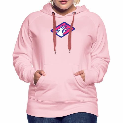 Cagu - Sweat-shirt à capuche Premium pour femmes