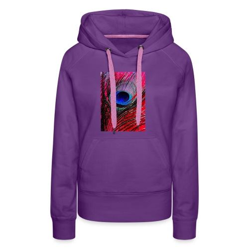 Beautiful & Colorful - Women's Premium Hoodie