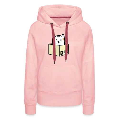 Kitten Los Default Colours - Vrouwen Premium hoodie