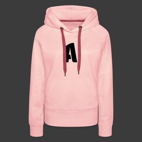 ARGO™ Noir - Sweat-shirt à capuche Premium pour femmes