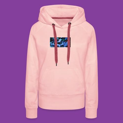 R1 00607 0004 - Women's Premium Hoodie