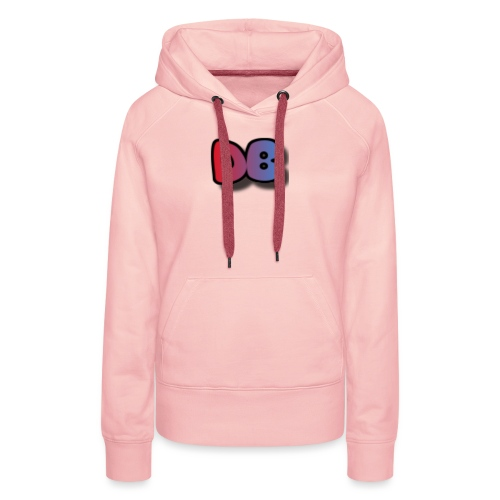 Double Games DB - Vrouwen Premium hoodie