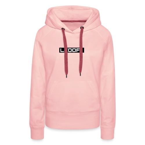 LEOOF - Vrouwen Premium hoodie