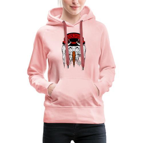 Dead Snowman - Frauen Premium Hoodie
