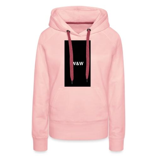 W&W Logo - Women's Premium Hoodie