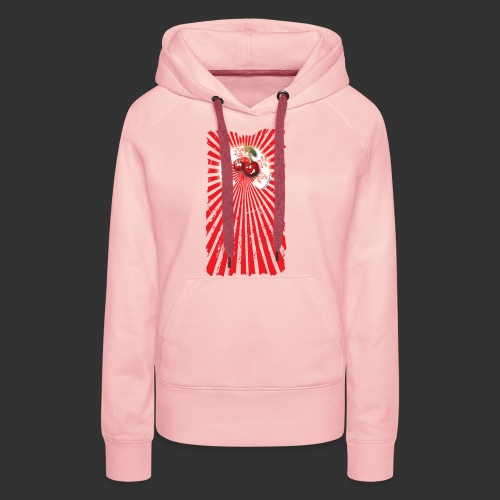 frkn cherry - Vrouwen Premium hoodie