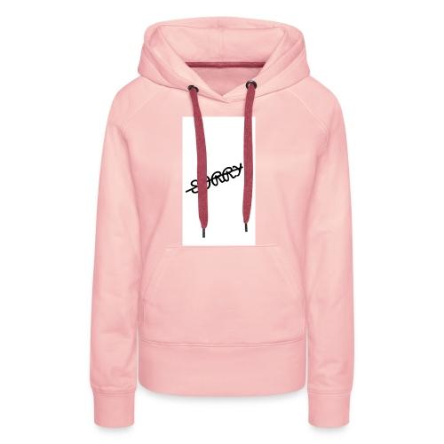 7BE96878 CF15 4152 9CB2 5259AF033CAA - Sweat-shirt à capuche Premium pour femmes