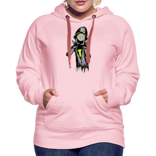 Krass - Frauen Premium Hoodie