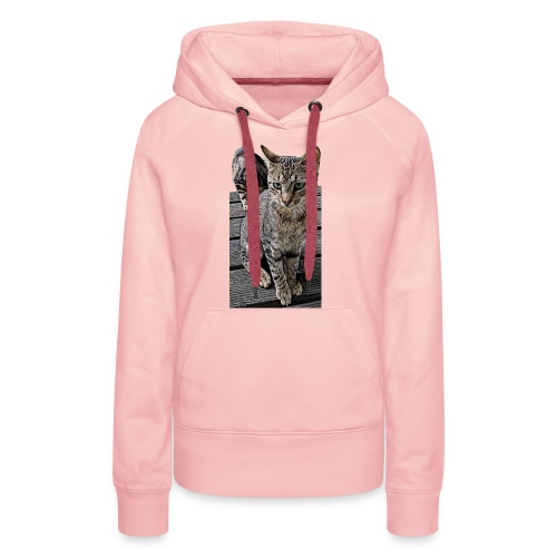 Cats - Frauen Premium Hoodie