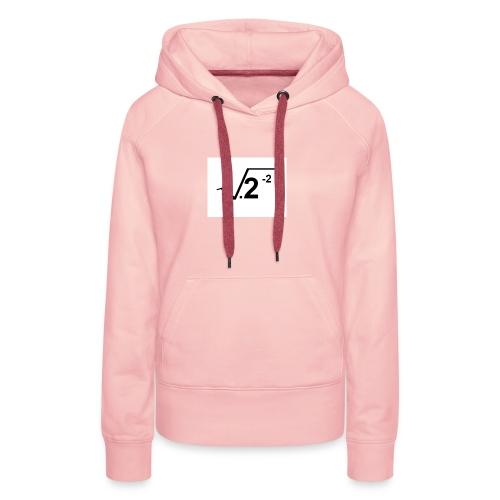 2-2squarerooted - Women's Premium Hoodie