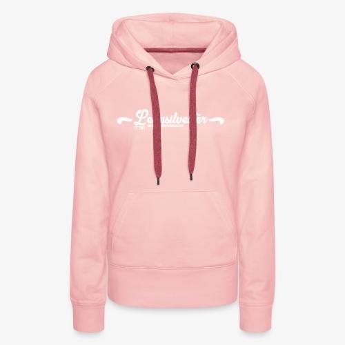 Leonsilvester Logo - Frauen Premium Hoodie