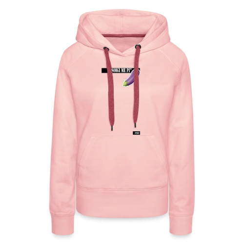 zuig_me_pie - Vrouwen Premium hoodie
