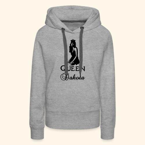 Queen Dakota - Women's Premium Hoodie