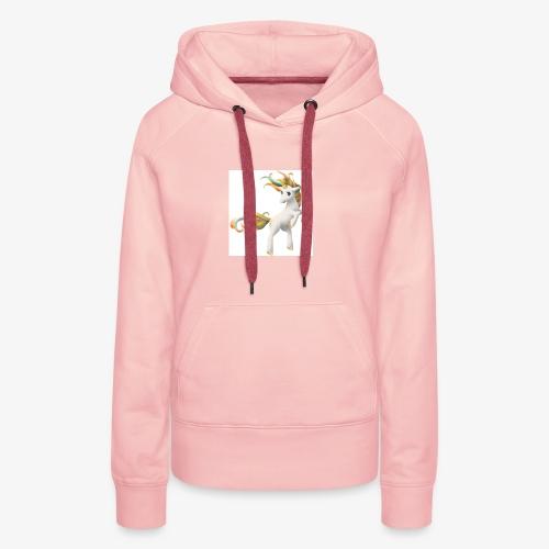 Love Unicorn - Frauen Premium Hoodie