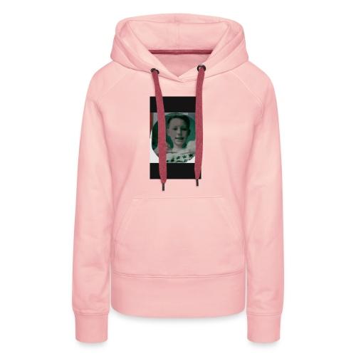 Mon logo de chaîne yrb - Sweat-shirt à capuche Premium pour femmes