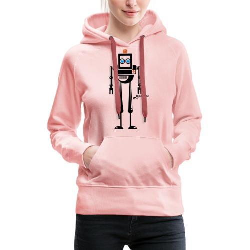 gambots roboter 05 - Frauen Premium Hoodie