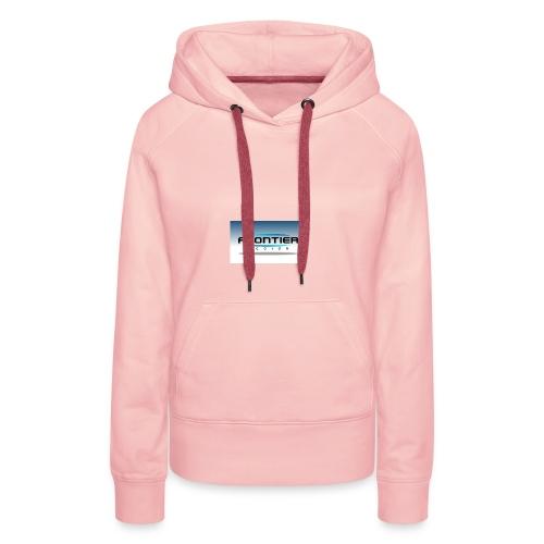 Frontier designs merchandise - Women's Premium Hoodie