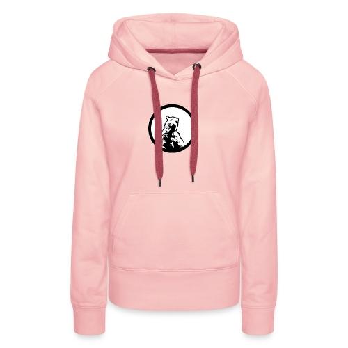 Mouton laineux - Sweat-shirt à capuche Premium pour femmes