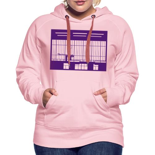 Abfertigungshalle THF - Frauen Premium Hoodie