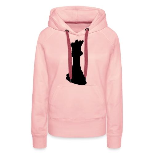 Dame - Sweat-shirt à capuche Premium pour femmes